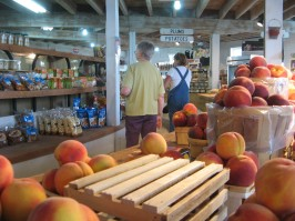 The Historic Round Barn and Fruit Market