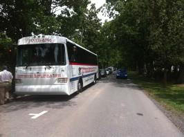 A Battlefield Bus Tour