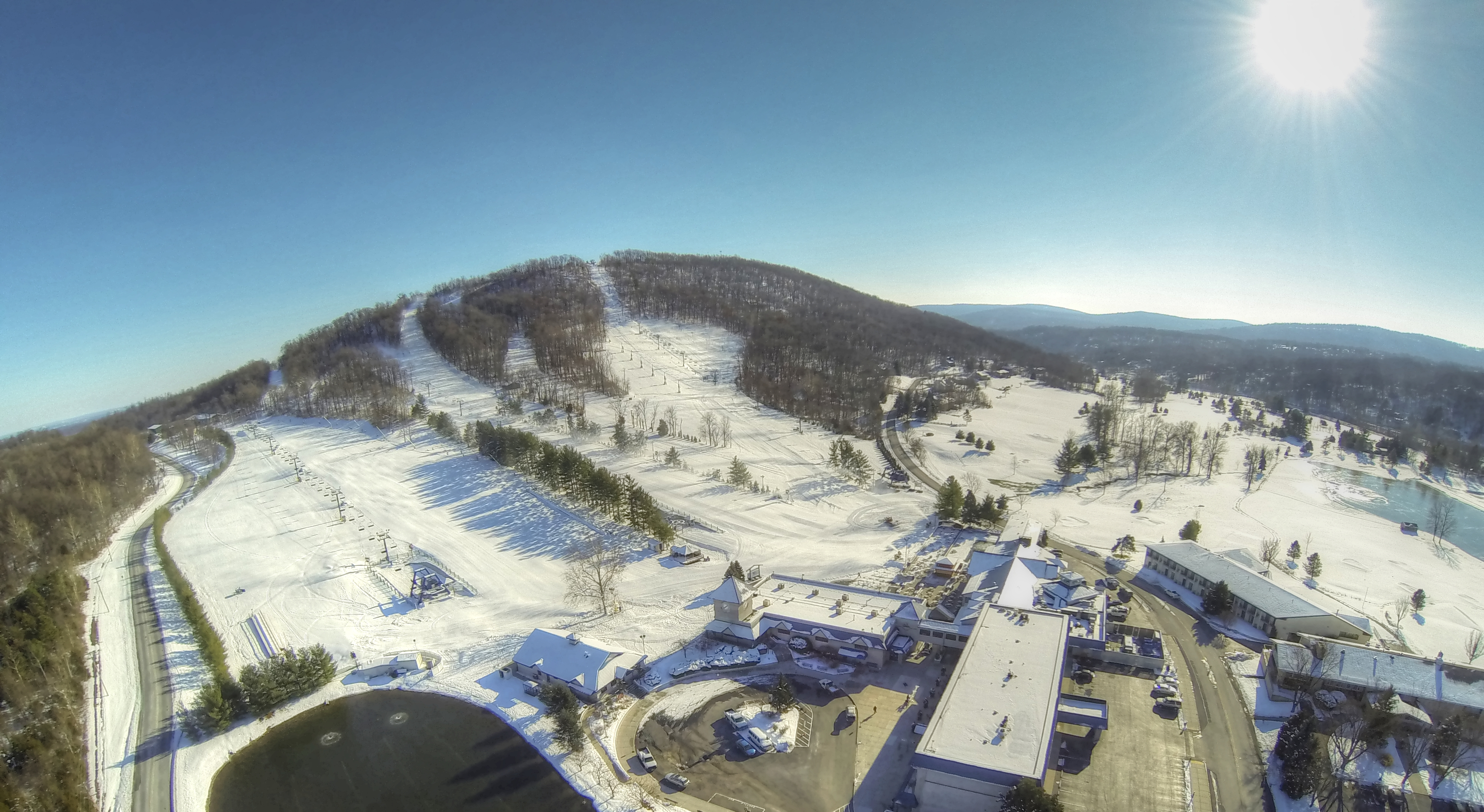 liberty mountain resort – a winter paradise | the road to gettysburg